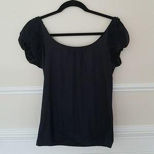 Short sleeved shirt bcbg